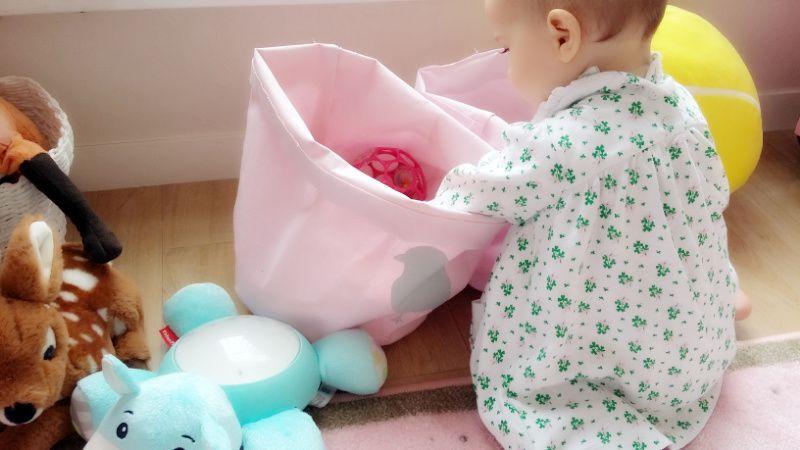 La chambre Montessori de mon bébé Alice