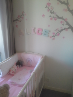 Baby Room tour !