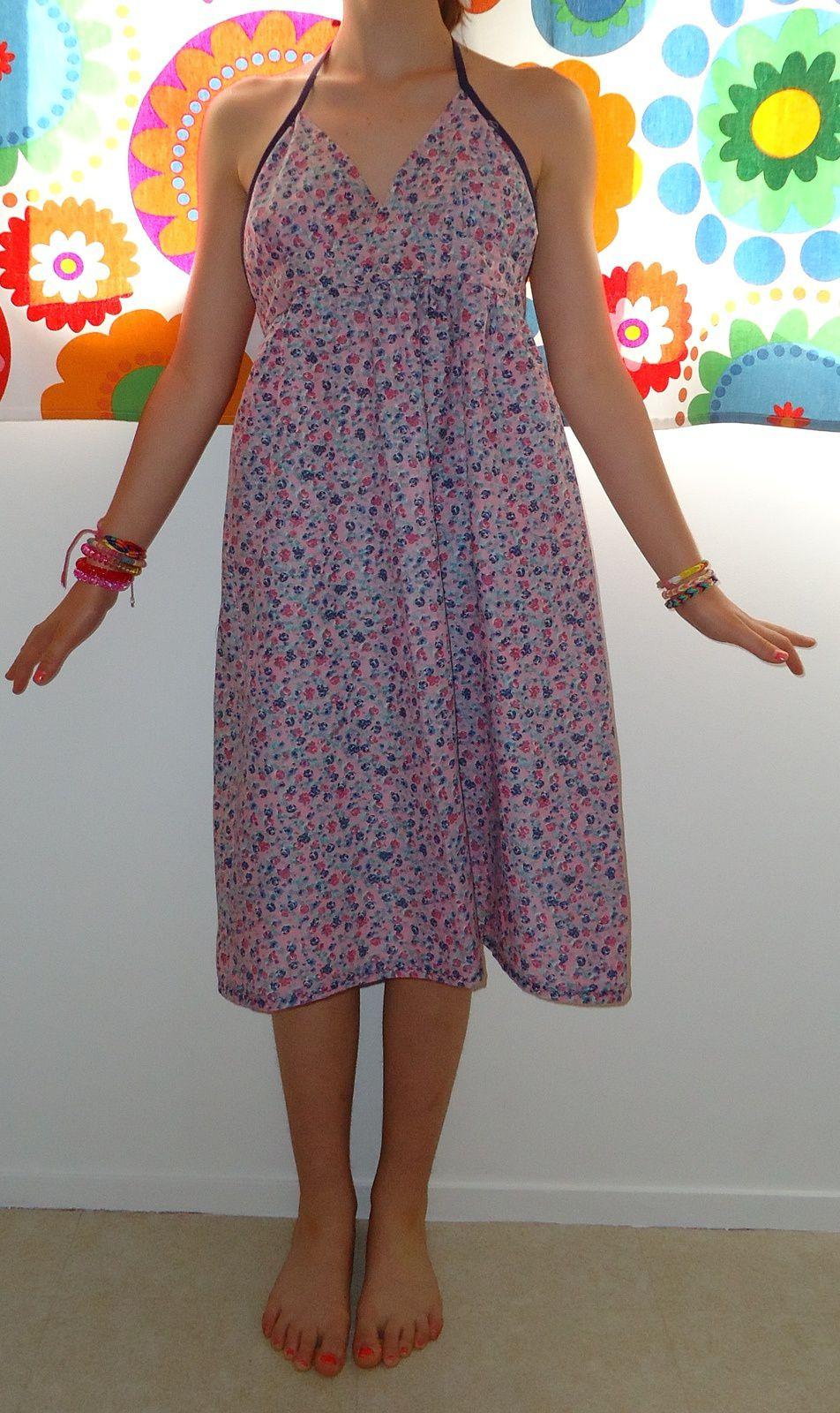 Nouvelle robe Adélaïs!