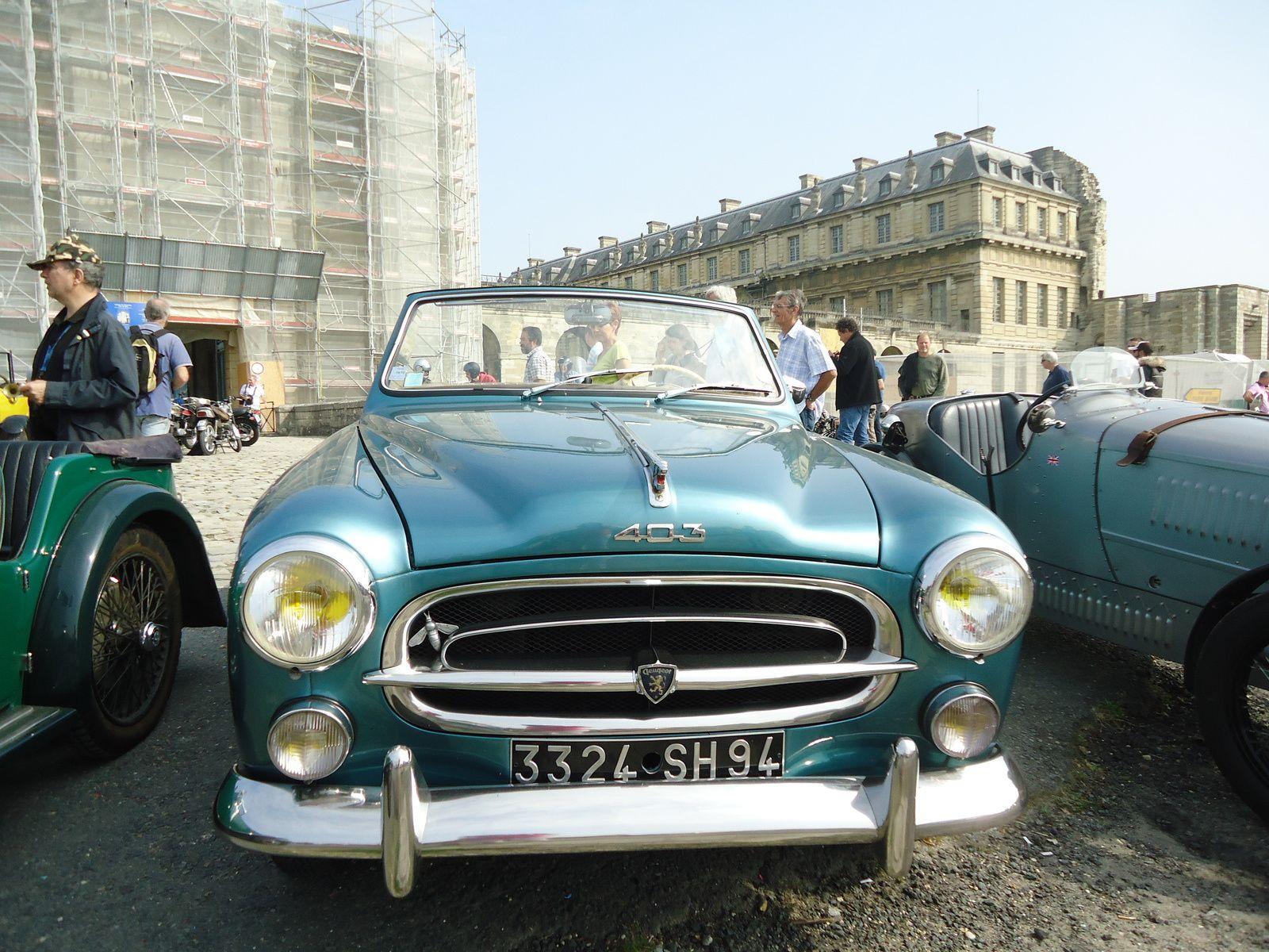 Les jolies Peugeot
