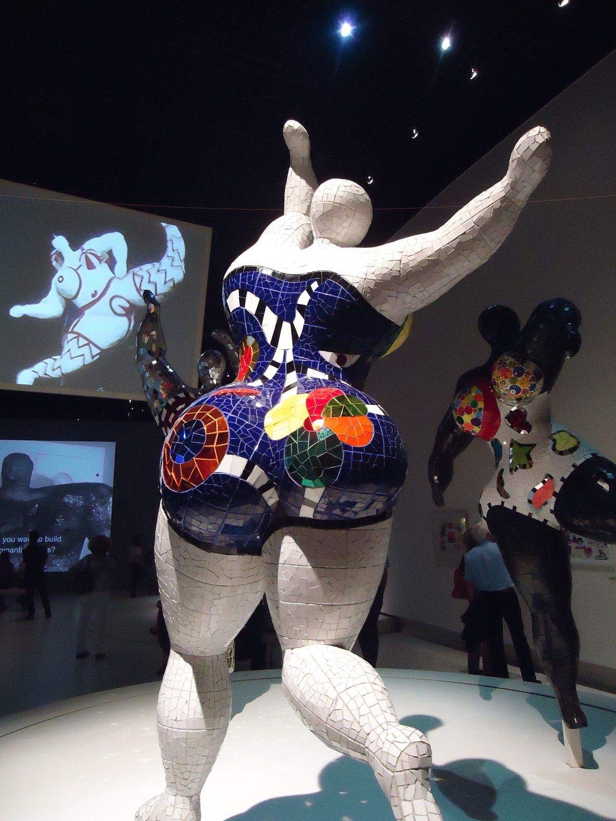 Nana power    Niki de Saint Phalle