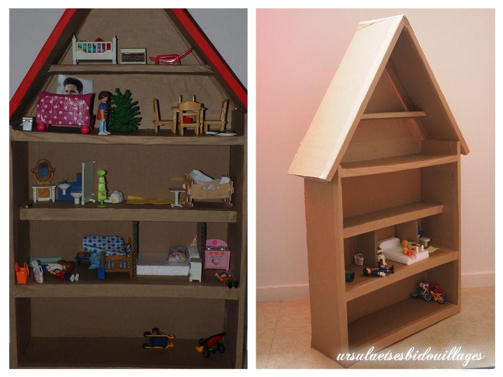 maison en carton ursula et ses bidouillages. Black Bedroom Furniture Sets. Home Design Ideas