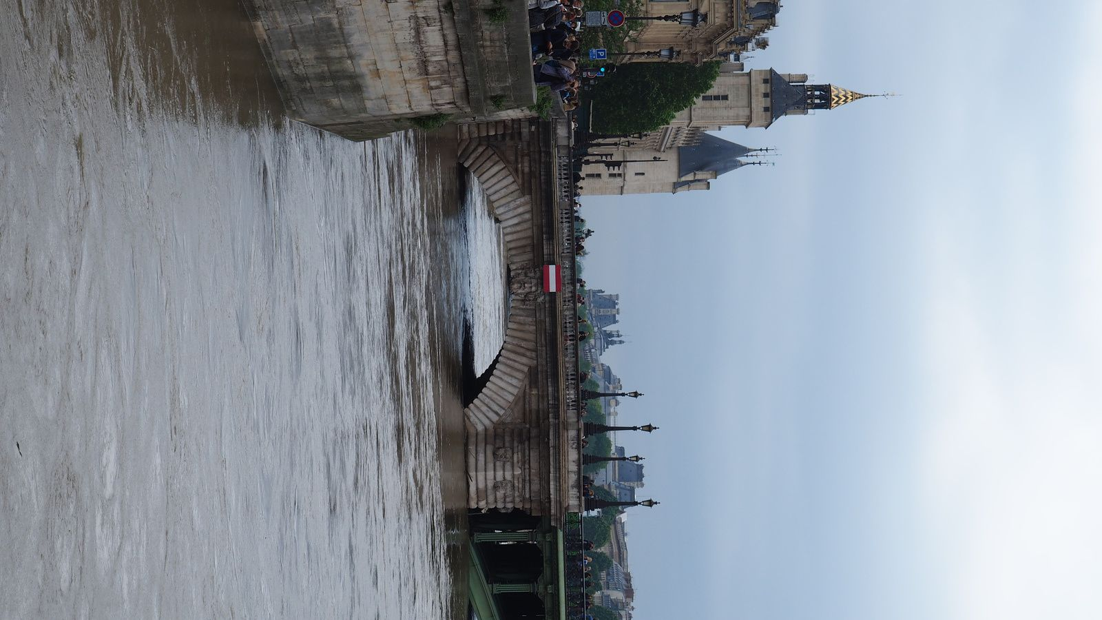 Paris, Crue du 6 juin 2016