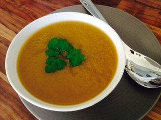 Ma recette de soupe au soup co improvis e recettes au soup co blender chauffant - Recette soupe blender chauffant ...