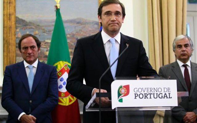 ANSA EUROPA-Dopo Irlanda anche Portogallo fuori da piano aiuti Ue-Fmi!
