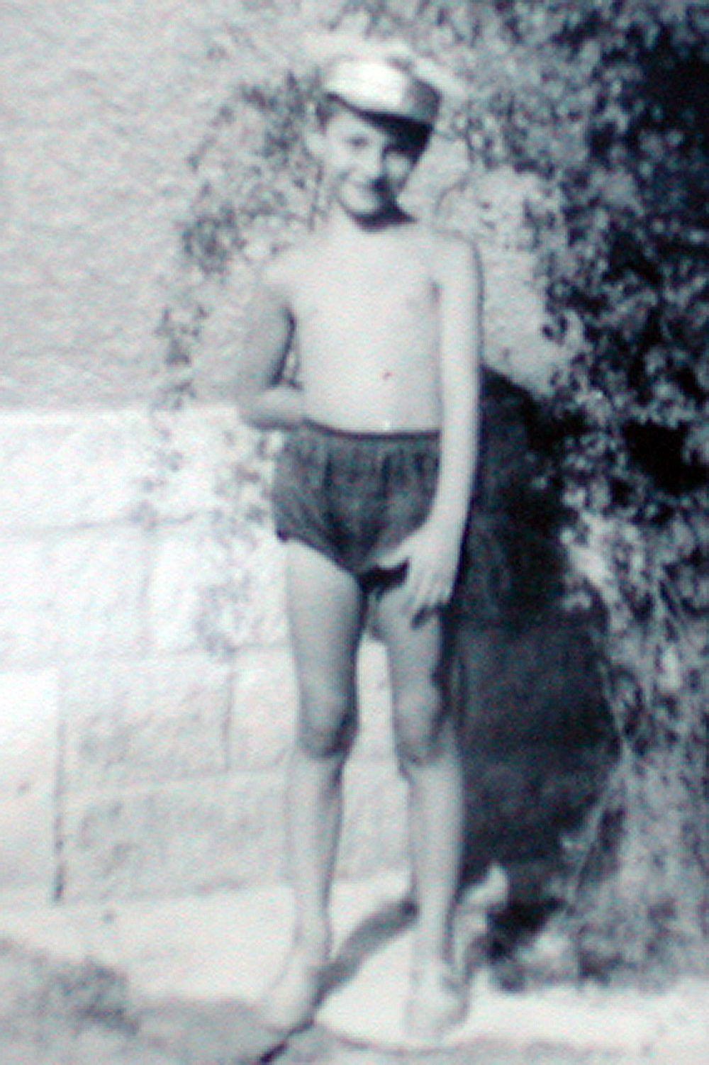 Christian Méa, quand il était doublure de Steve Mc Queen.