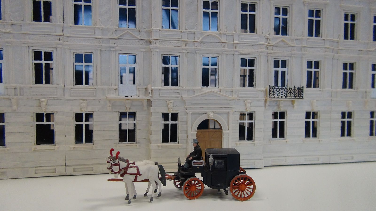 Mini World Lyon - Semaine du 10 au 14 Février 2014
