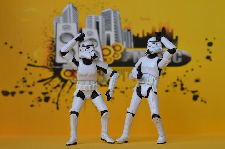 Mini Stormtroopers