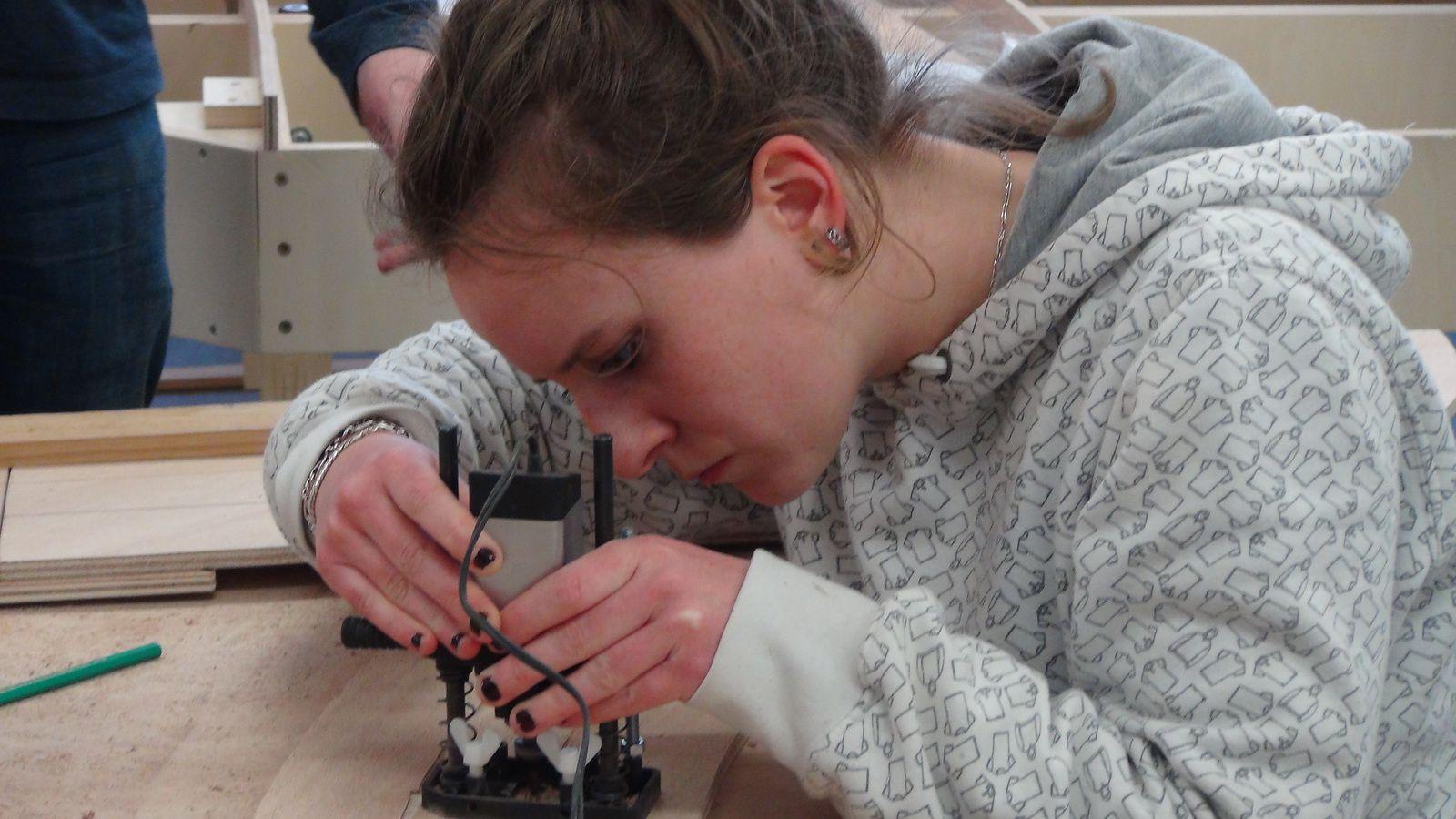 Émilie Brousse - Constructeur des Mondes Miniatures