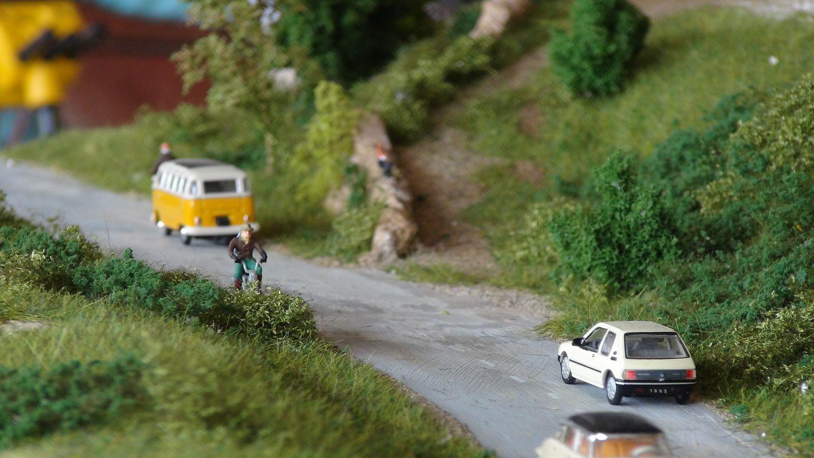 Petit coin de campagne - Mini World Lyon