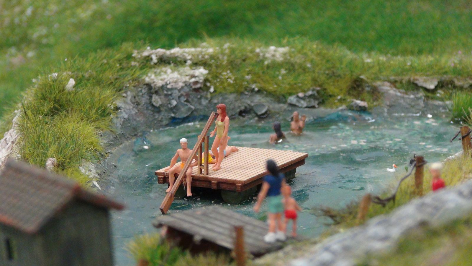 Infos Exclusives Mini World Lyon - Village de Savoie
