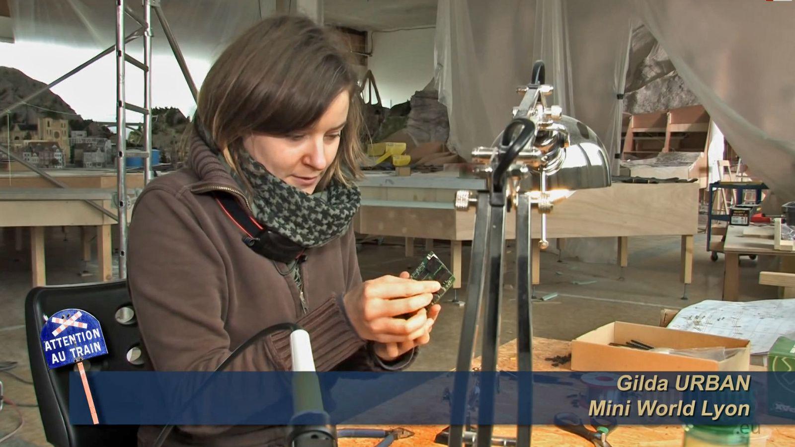 Reportage Mini World Lyon - Décembre 2014