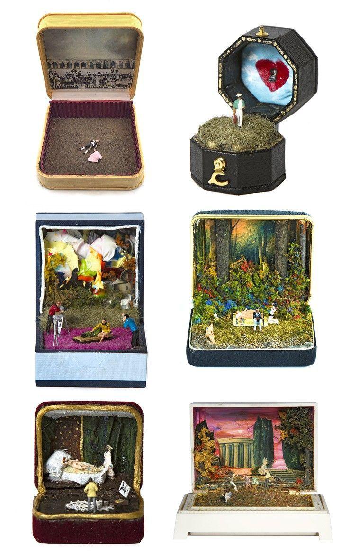 L'univers miniature de l'artiste Canadien Talwst