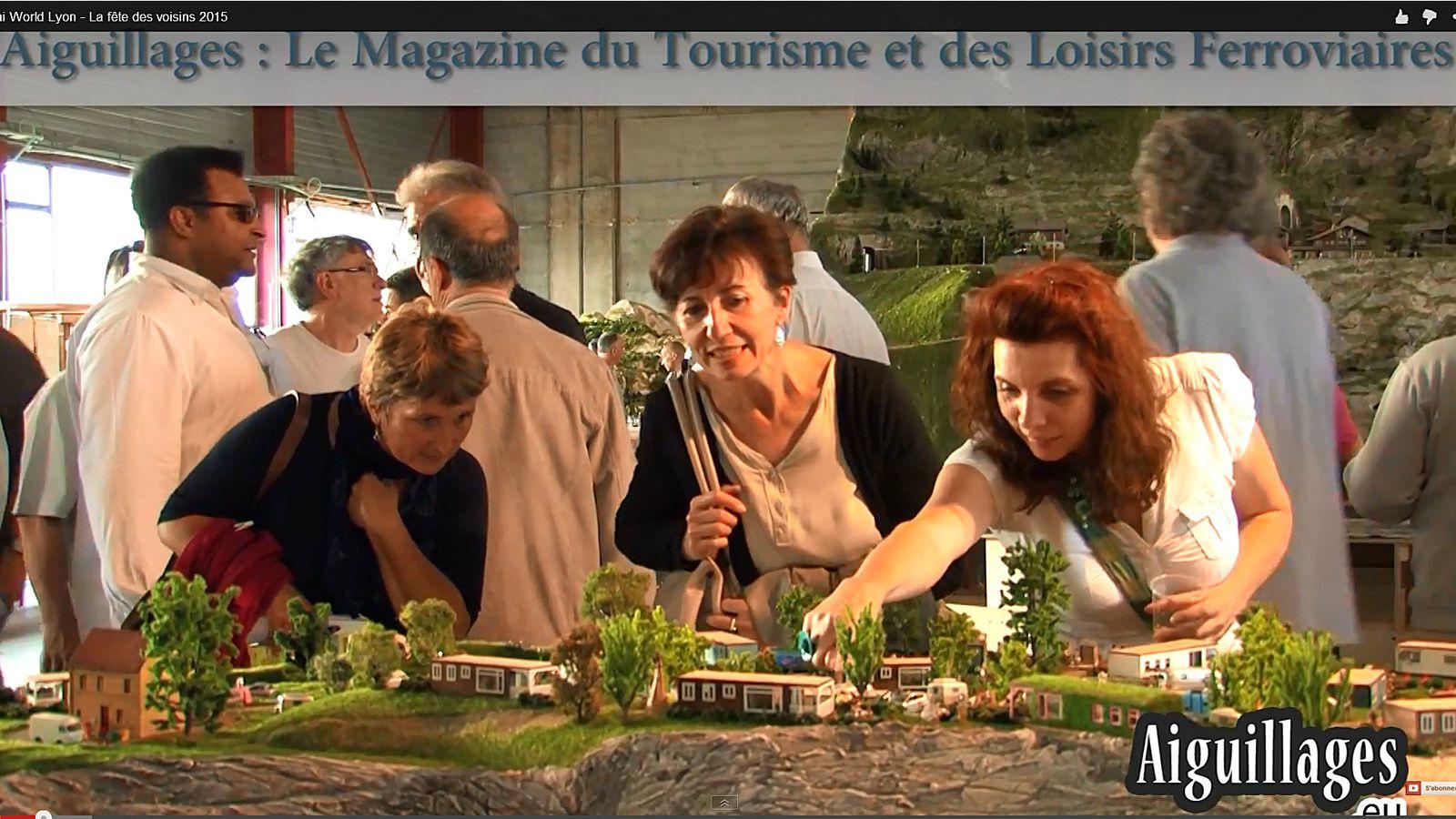 Mini World Lyon - La &quot&#x3B;Fête des Voisins&quot&#x3B; - Vendredi 29 Mai 2015