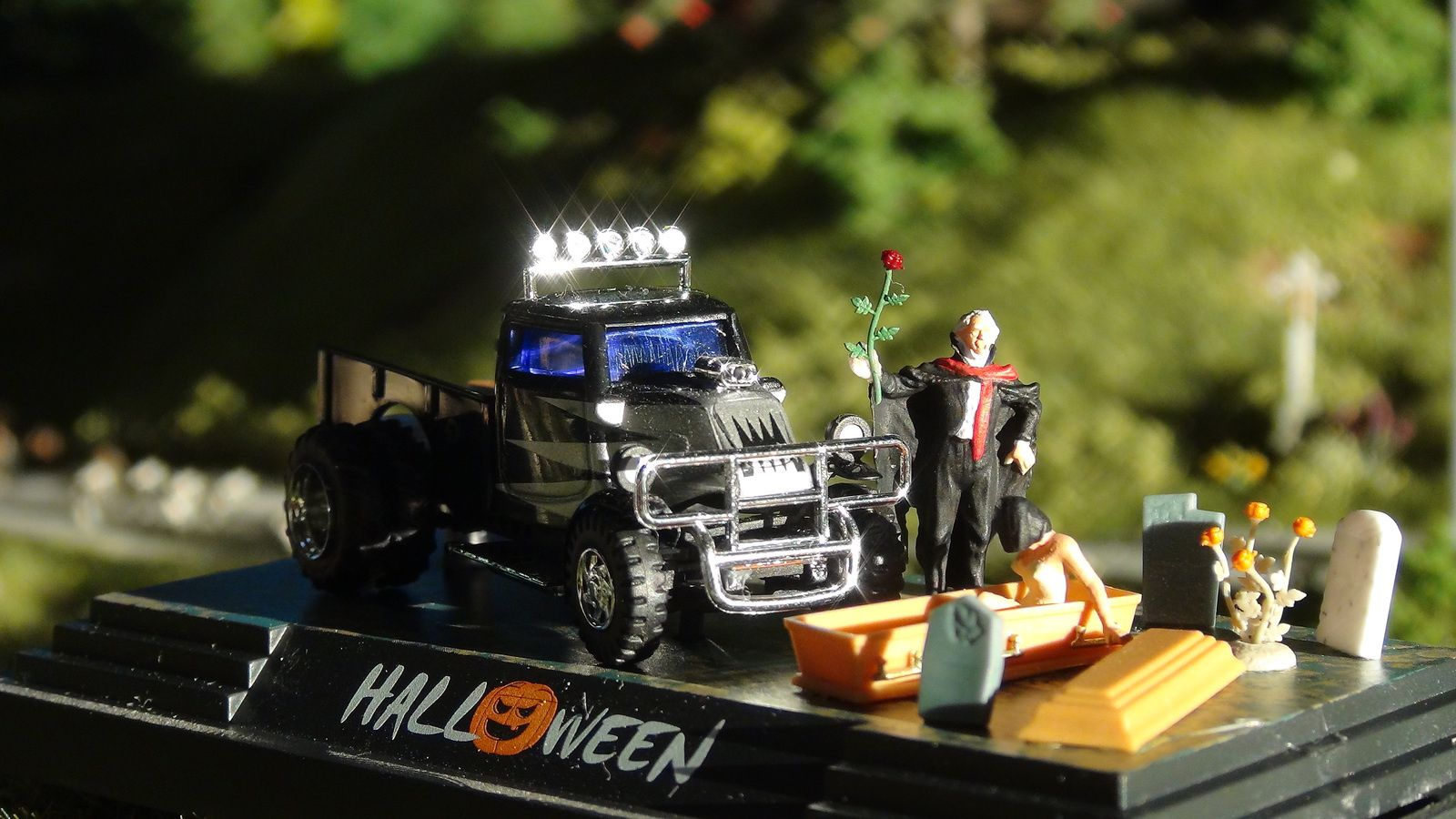 Halloween s'invite chez Mini World Lyon