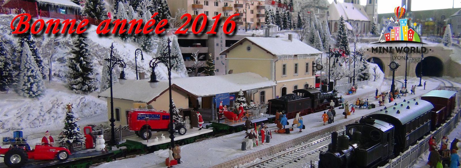 Mini Clip Bonne année 2016 et meilleurs voeux