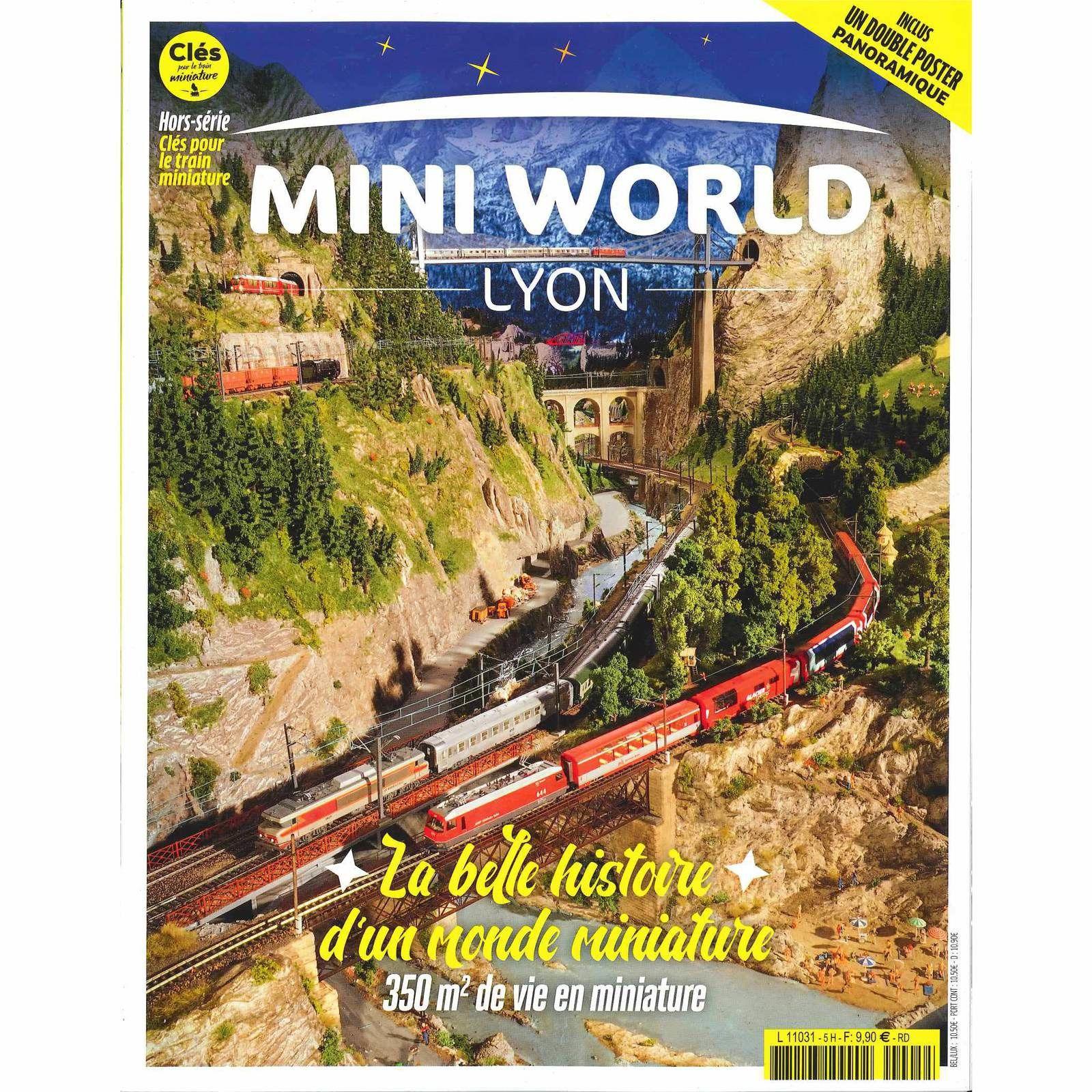La boutique en ligne de Mini World Lyon est ouverte