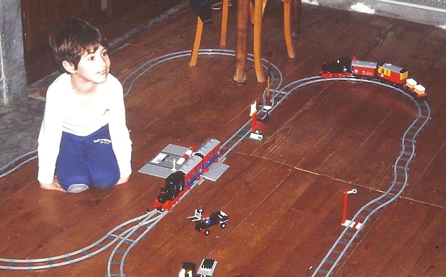 Claude Ferrari - Concepteur des mondes Miniatures