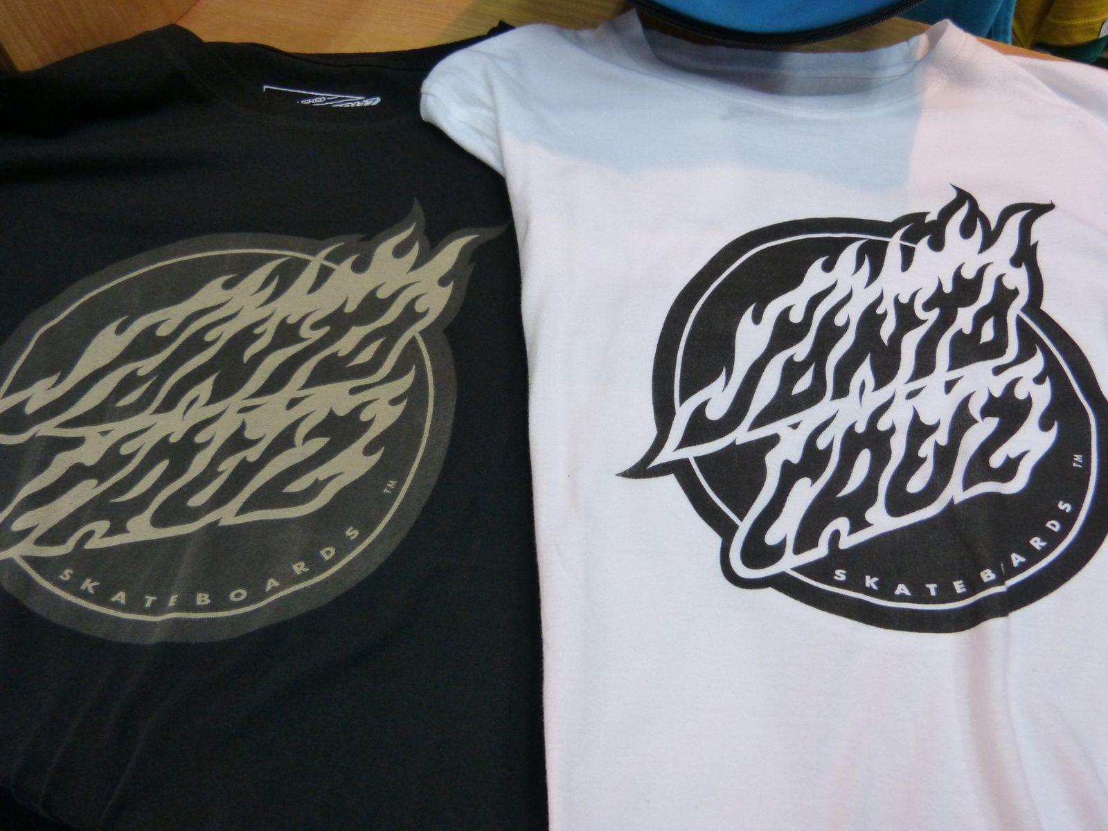 Santa Cruz Black &amp&#x3B; White