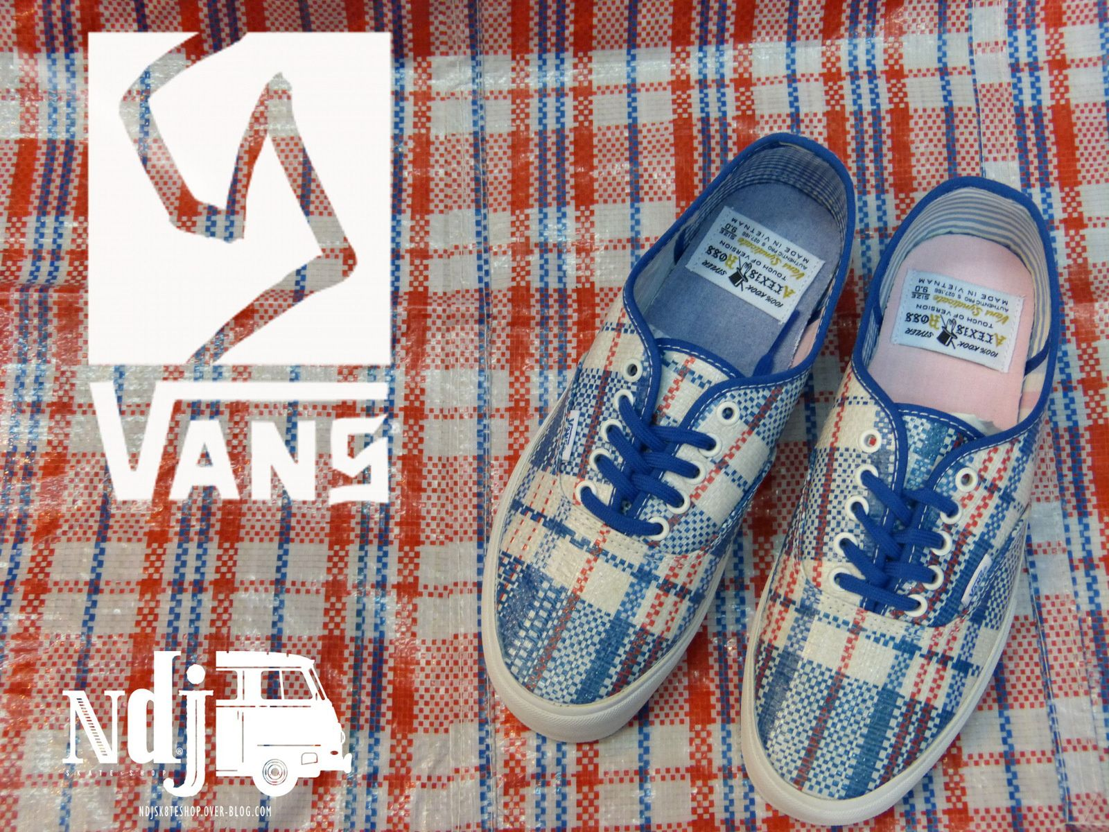 VANS SYNDICATE OG Authentic PRO CV Alexis ROSS