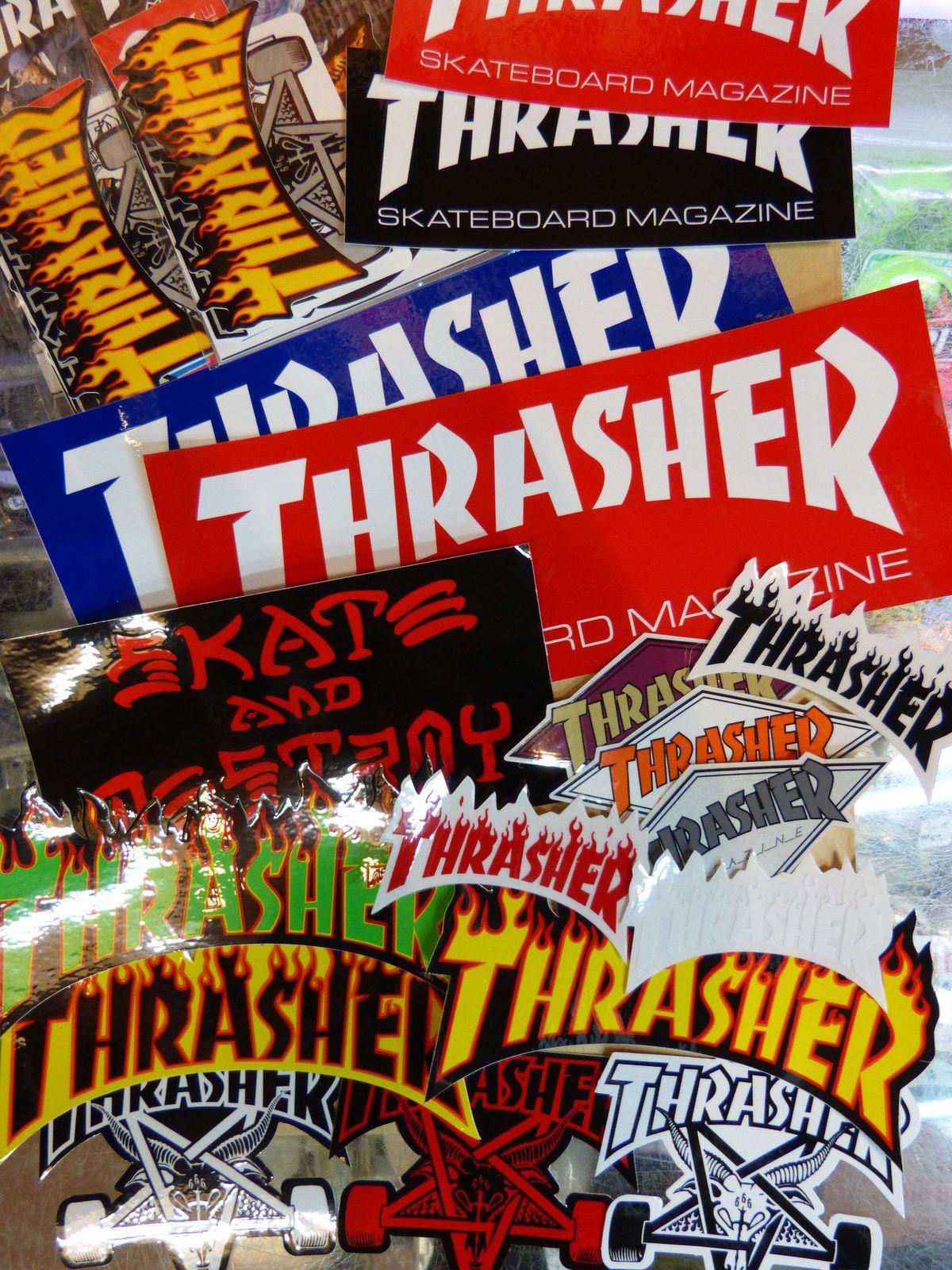 THRASHER SP15