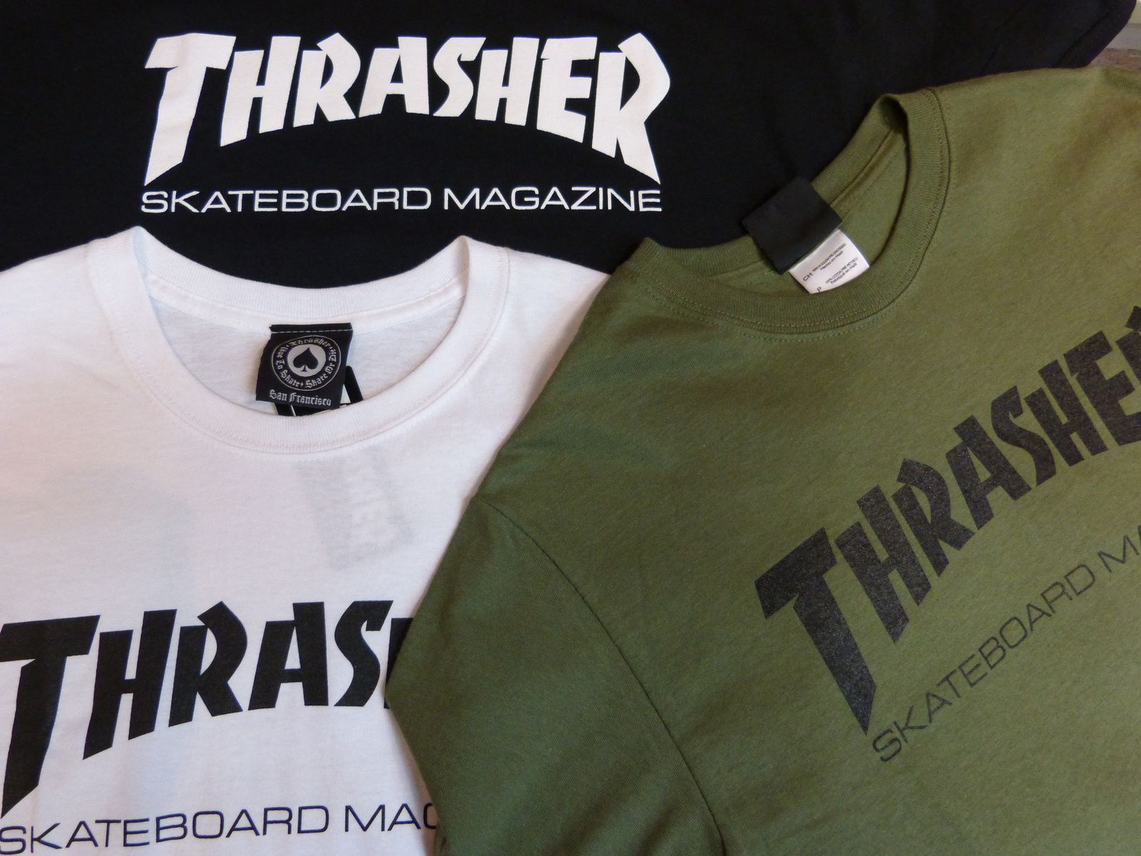 THRASHER SP15