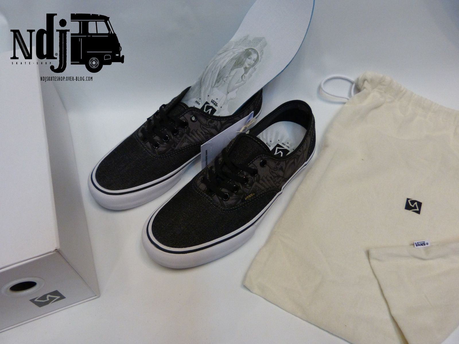 Vans Syndicate Mr Cartoon 029.170