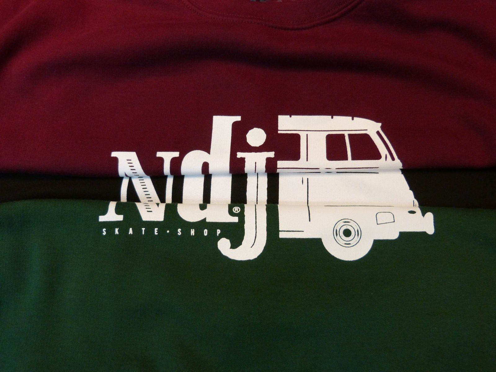 NDJ Wear back in stock !!