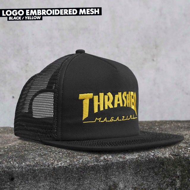 THRASHER AT-ONCE LIMITED DROP 2017