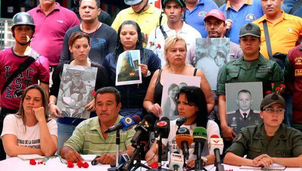 Parlement Européen: les victimes des guarimbas au Venezuela demandent à être entendues