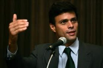 Le Parti du fasciste Leopoldo López, Voluntad Popular (droite) intègre l'Internationale Socialiste