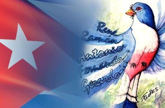 Le président du Venezuela souligne l'exemple des antiterroristes cubains