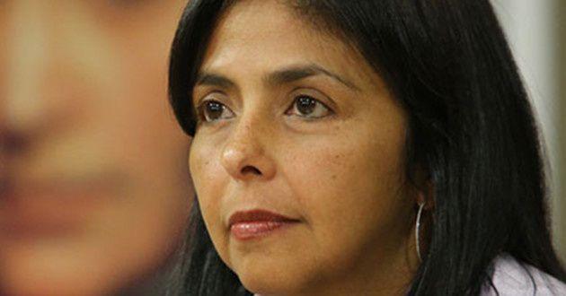 Venezuela: Delcy Rodriguez, PREMIERE FEMME MINISTRE DES AFFAIRES ETRANGERES