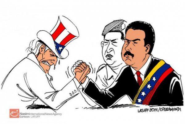 Le Venezuela menacé - Luis Britto Garcia