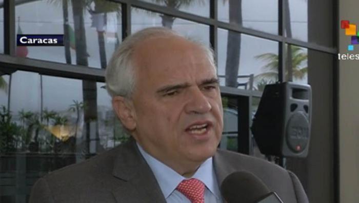 Venezuela : Le secrétaire de l'UNASUR renforcera l'initiative de dialogue entre le Gouvernement et l'opposition