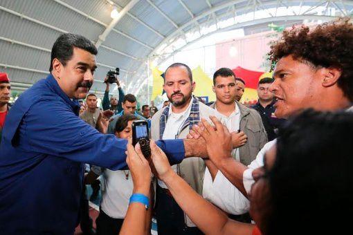 Coup d'Etat financier contre le Venezuela