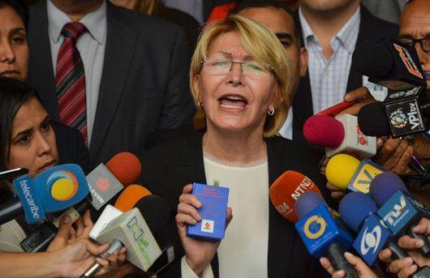 Venezuela: La procureure Ortega demande l'annulation du processus de Constituante