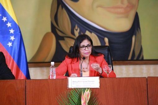 Le Venezuela condamne l'ingérence du président du Panama