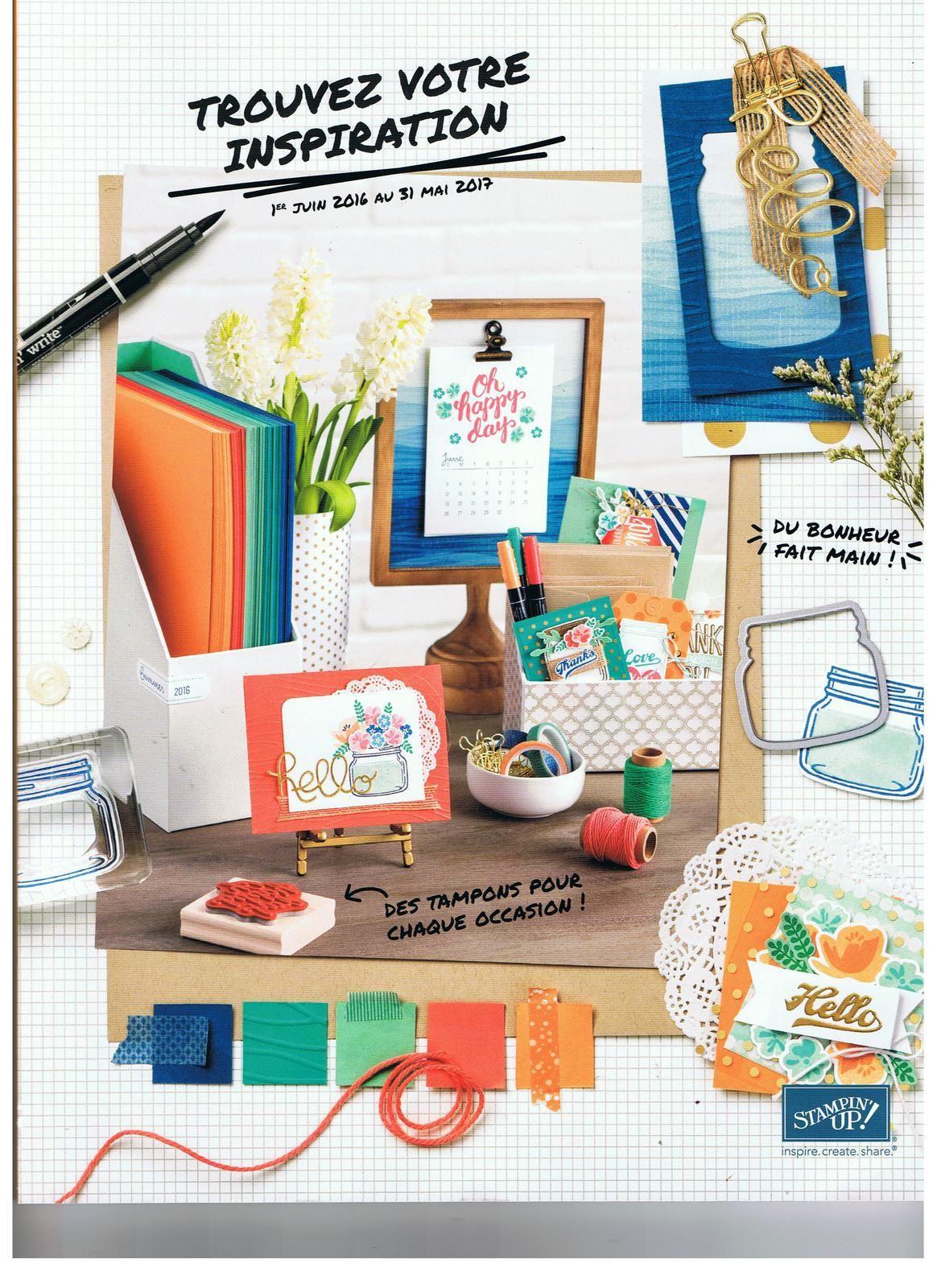Catalogue Stampin Up 2016 2017