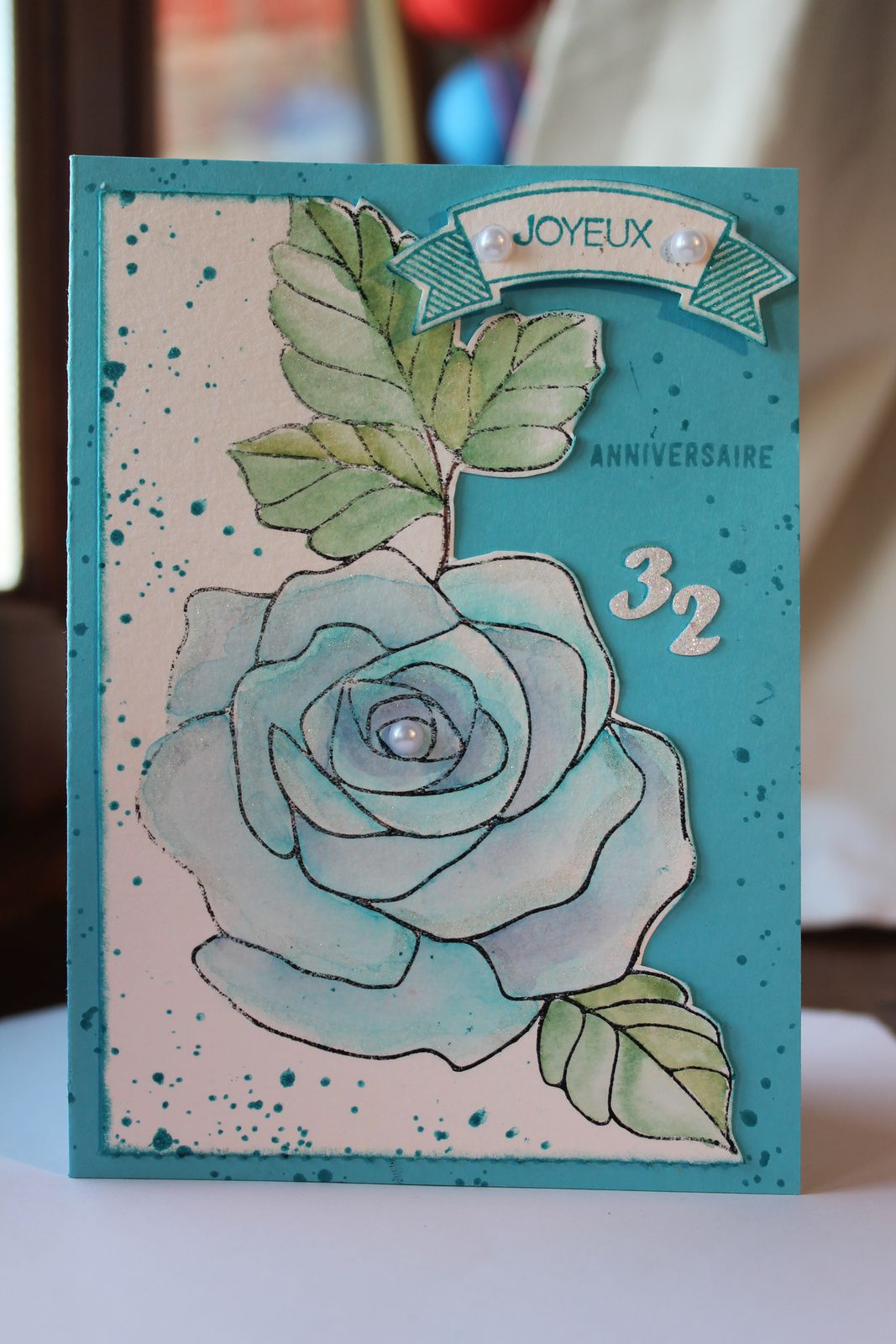 THINLITS ROSERAIE DE CHEZ STAMPIN'UP