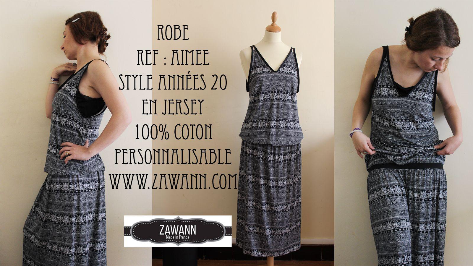 catalogue des robes dont vous pouvez choisir les formes pour vos modèles uniques → cliquez pour faire défiler