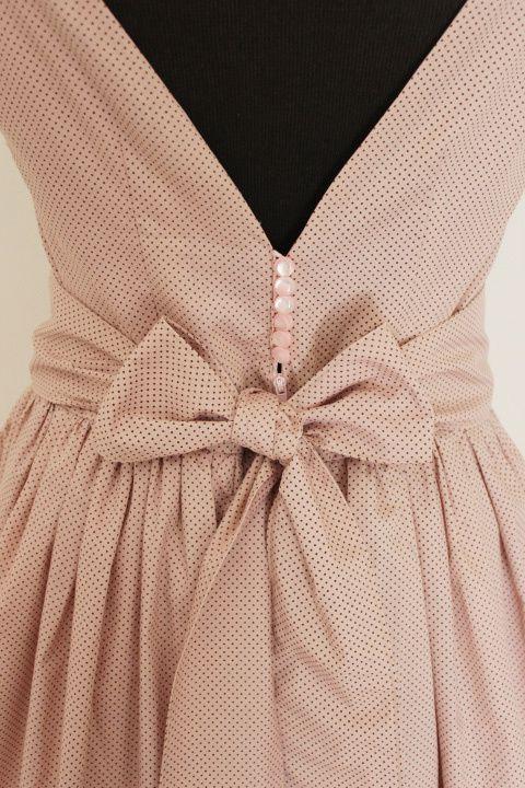 Un mariage en préparation ? nouvelle robe style rétro à personnaliser