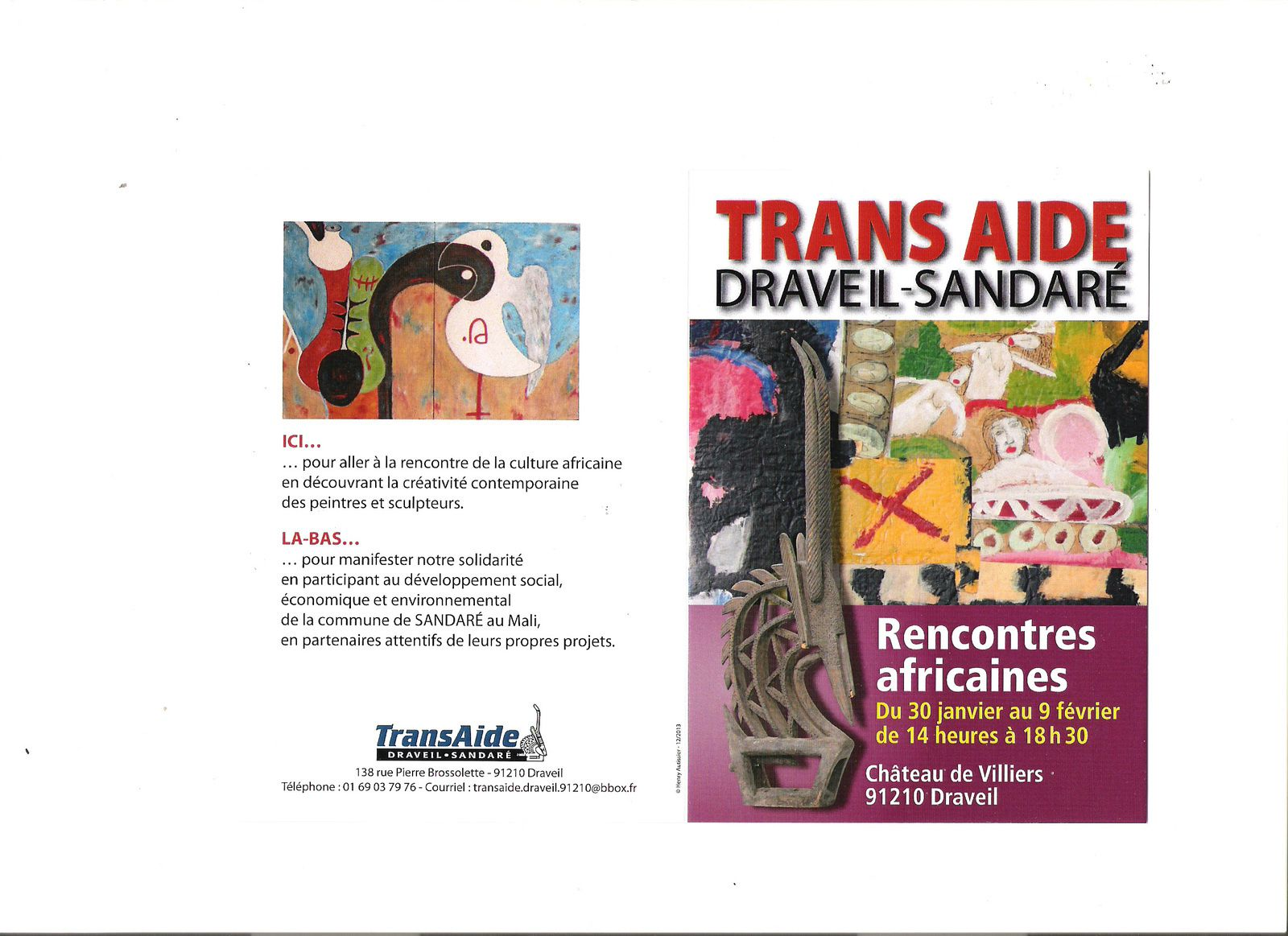 EXPOSITION TRANS-AIDE