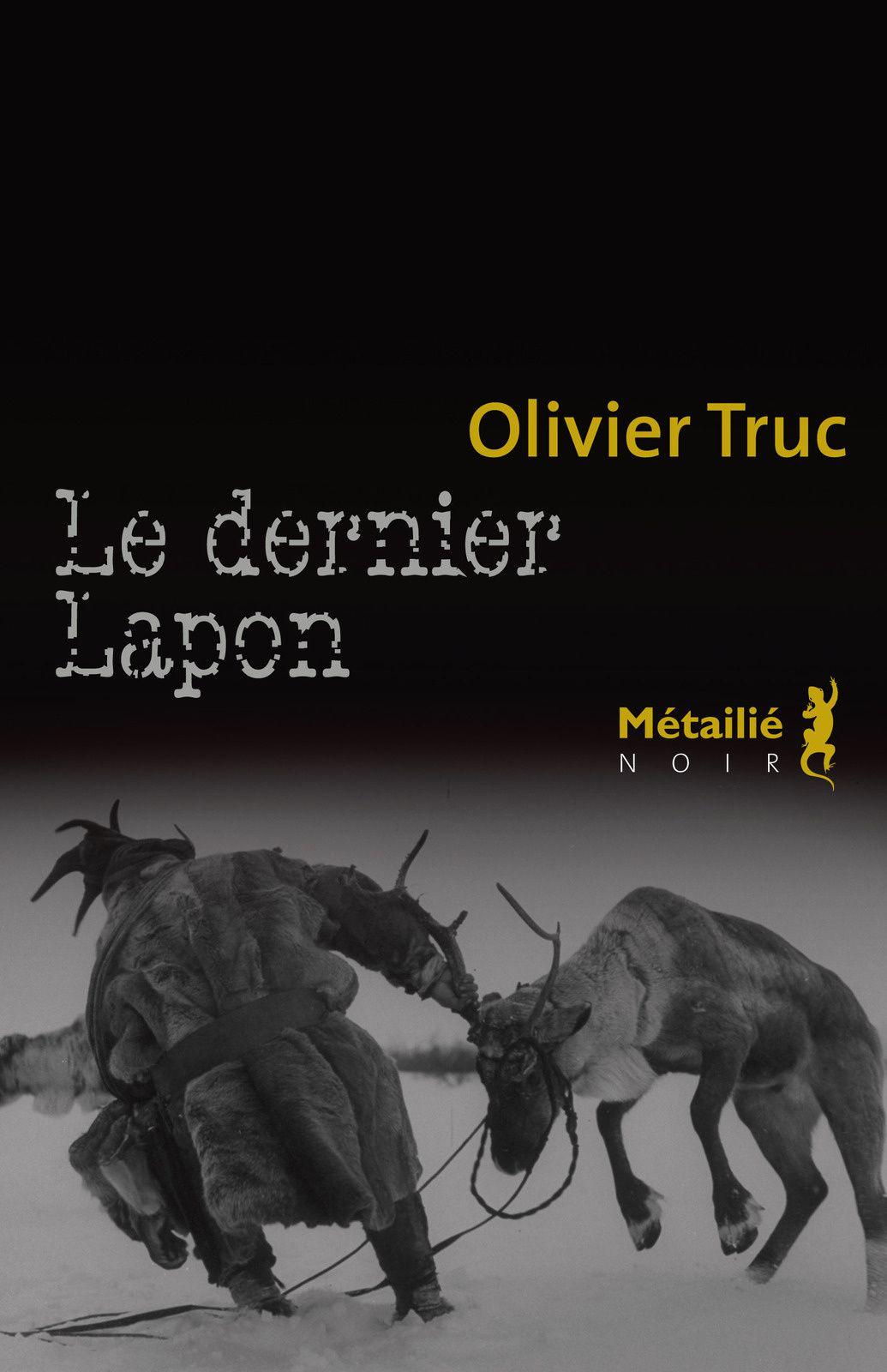 Olivier Truc au Grain des Mots