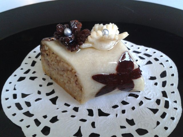 Gâteau orienteaux.