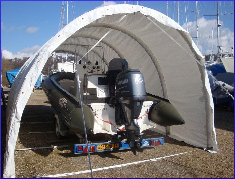 Abri de garage diffusiontechniflex abris et tentes - Abri pour bateau ...