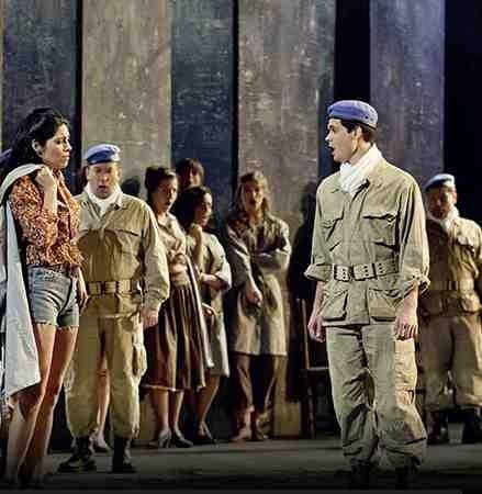 Carmen (Bizet) à Versailles - 16 oct 2012