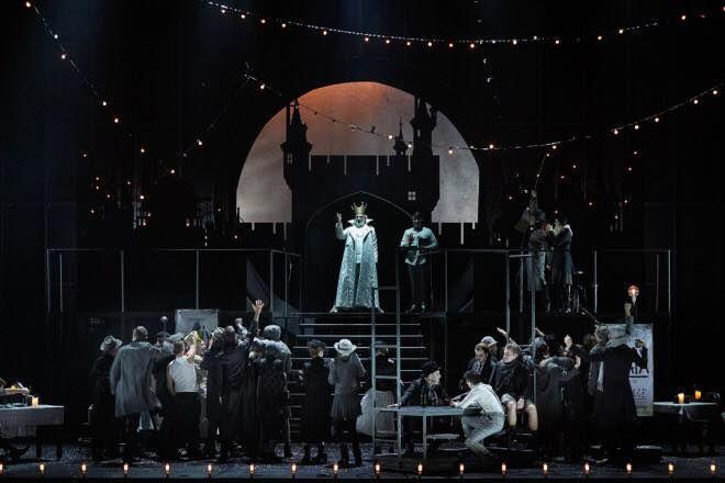 14 février 2017 – Fantasio (Offenbach) au Théâtre du Châtelet