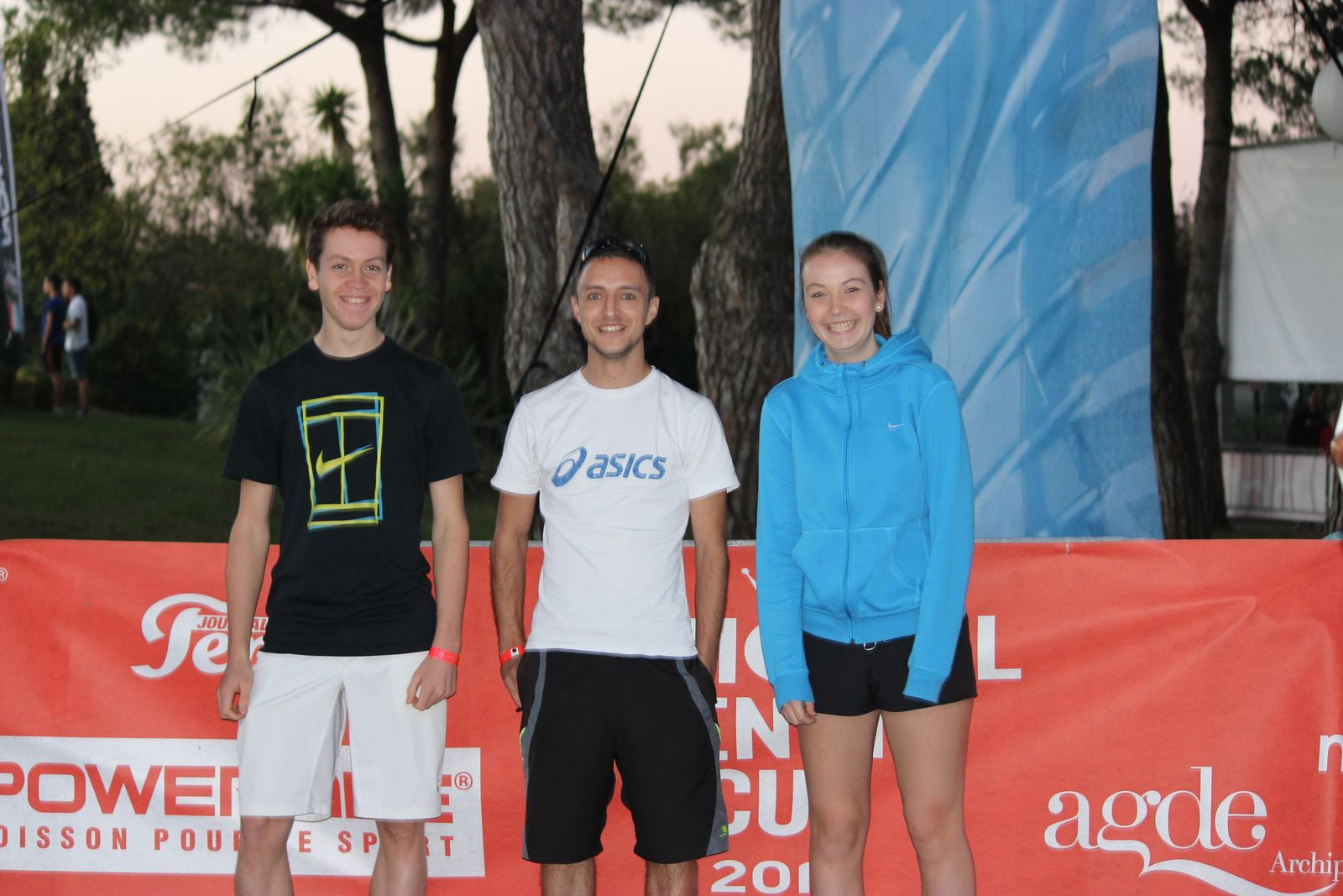 Le TCT au National Tennis Cup 2014