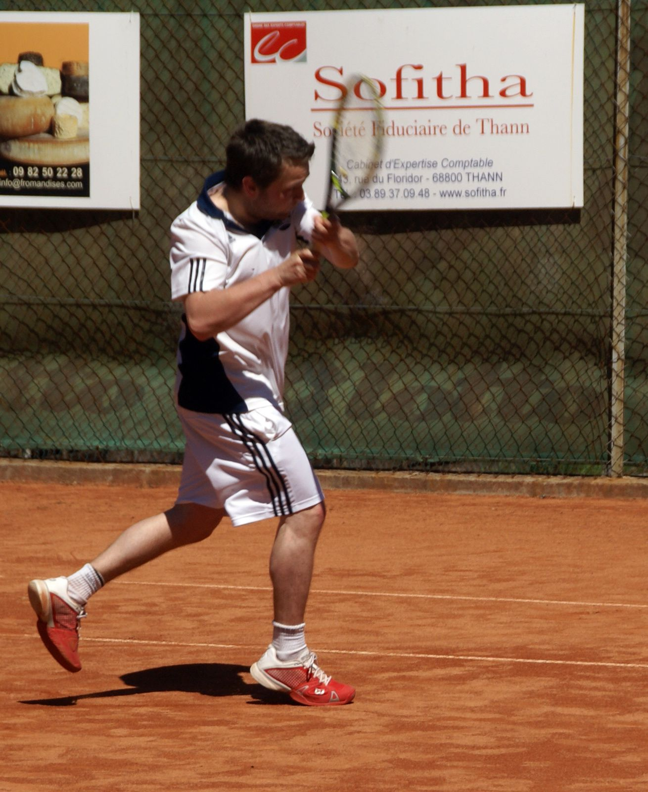 Grand tennis et soleil au Floridor ce week-end !
